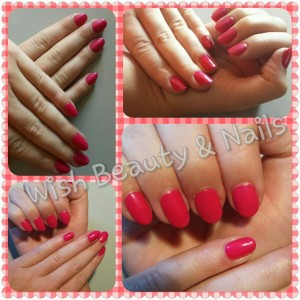 Soak off gel Gelish